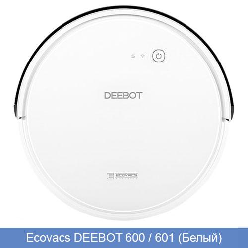 Ecovacs DEEBOT 600-601