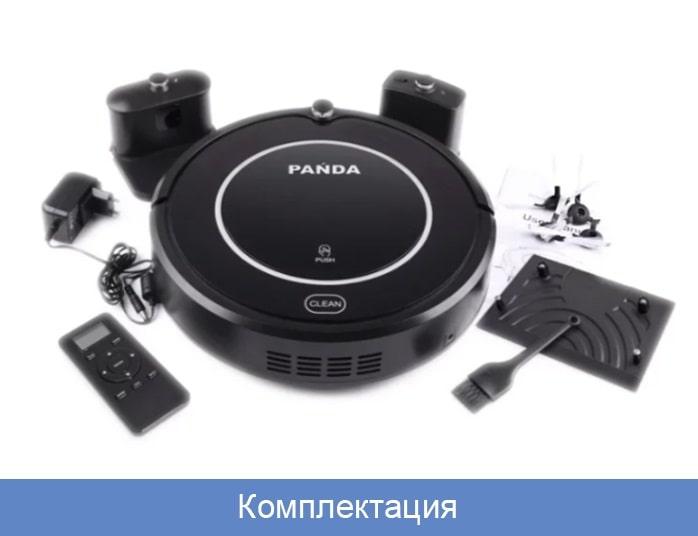 робот пылесос panda x600