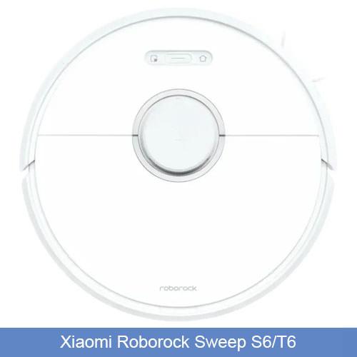 Xiaomi Roborock Sweep S6/T6
