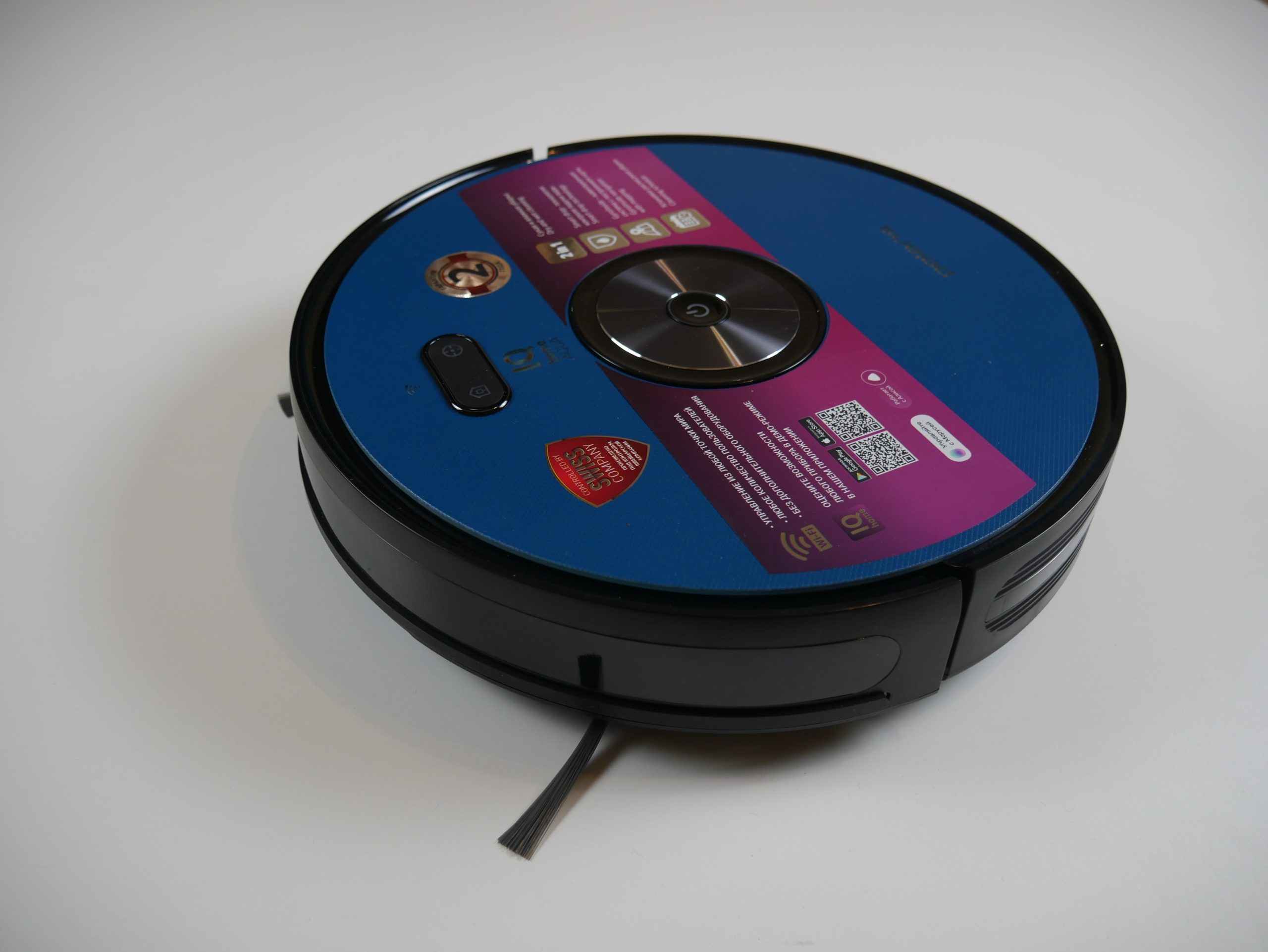 Polaris PVCR 3200 IQ Home Aqua вид тричетверти