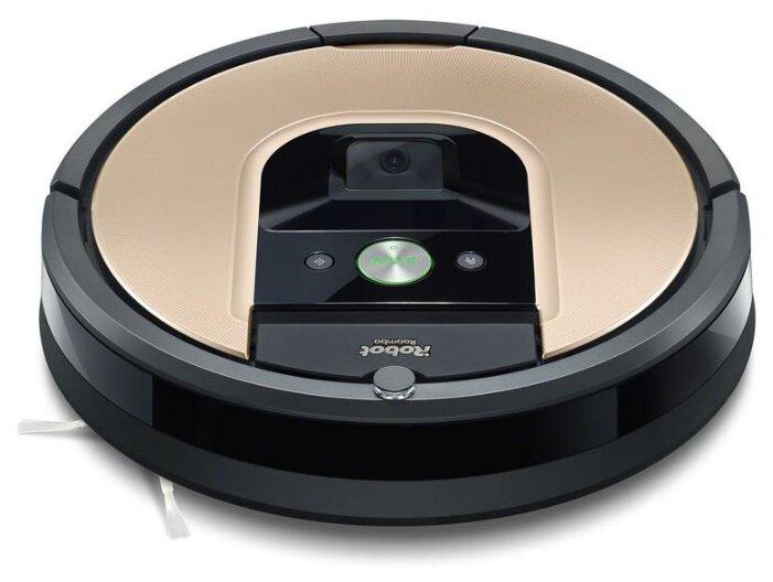 iRobot Roomba 976 вид спереди